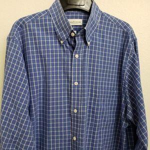 Van Heusen Button Down Long Sleeve Shirt 15/15 1/2